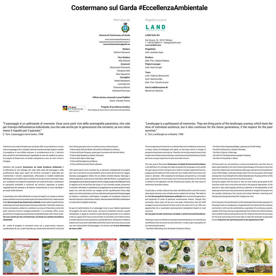 Costermano Sul Garda #Eccellenza Ambientale. | Presentazione pubblica 5 Agosto 2017 - Manifesto 8 di 8
