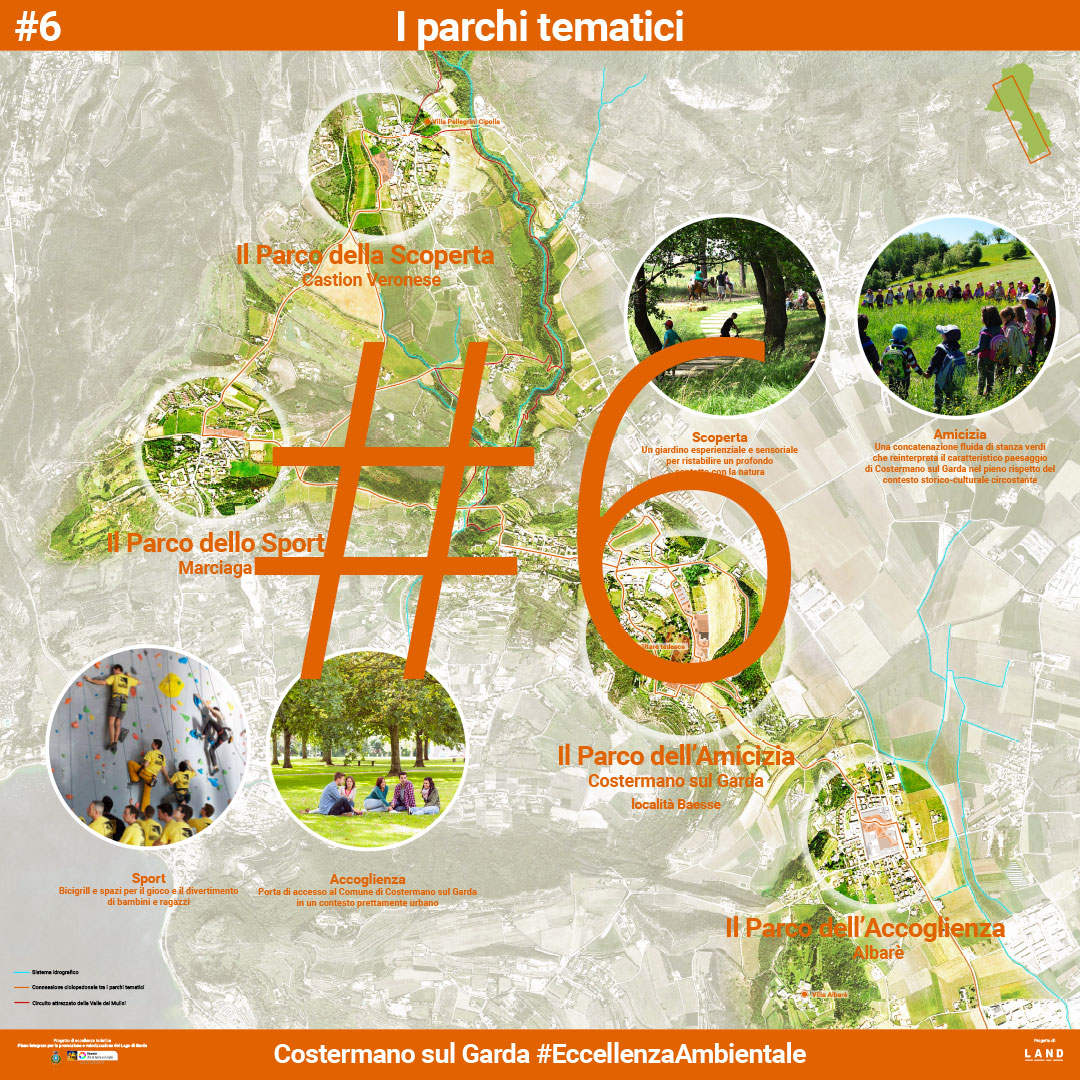 I parchi tematici. | Presentazione pubblica 5 Agosto 2017 - Manifesto 6 di 8